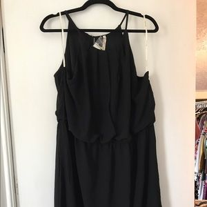 DNA Couture Dresses & Skirts - BNWT 3x black OR navy DNA Couture chiffon dress