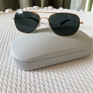 Warby Parker Other - never worn Warby Parker upshaw sunglasses