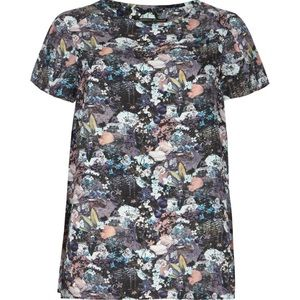 All Saints Tops - All Saint Bonanza Silk Top Floral