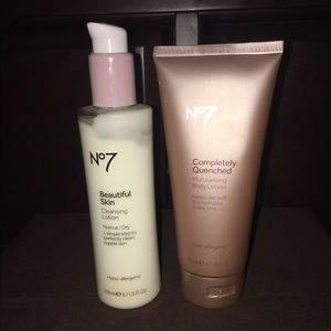 No7 Other - No7 Lot Completely Quenched & Skin Lotion