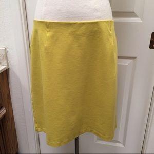 J. Jill Dresses & Skirts - J.Jill Ponte Knit Pencil Skirt