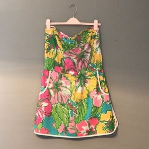 NWT Lilly Pulitzer Lucy Romper