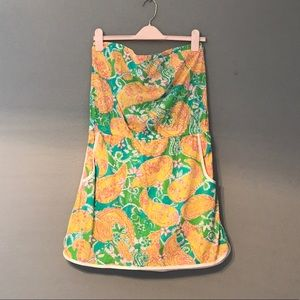 EUC Lilly Pulitzer Lucy Romper