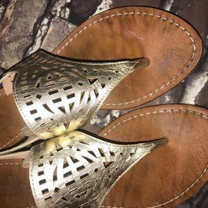 Belle by Sigerson Morrison Shoes - Belle-Sigerson Morrison~Raizel Thong Sandals~6.5