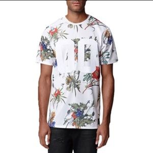 on the byas Other - On The Byas Floral Printed Men's Jersey