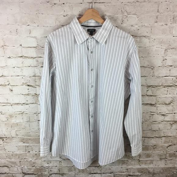 Men's Apt. 9 Long Sleeve Button Down size XL