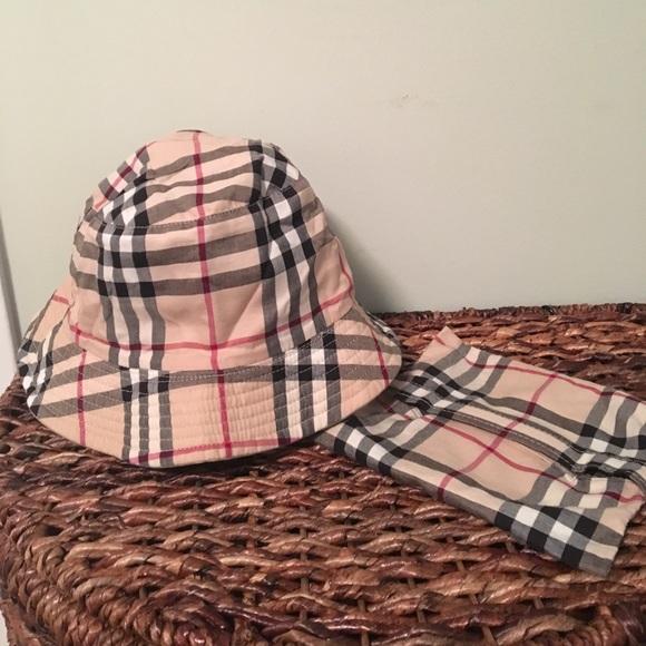 Burberry Accessories - Authentic Burberry London Bucket Hat + dust bag 220dca6e1de