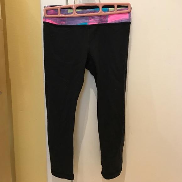 bc8cb30eb7715 Ivivva Pants | Kidss Reversible Lululemon Kids Leggings | Poshmark