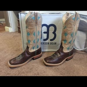 Anderson Bean Shoes - Anderson Bean boots size 7
