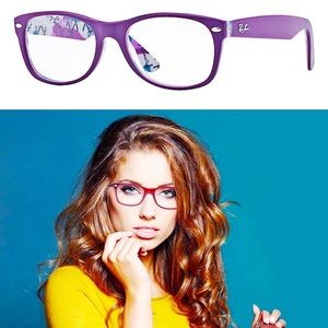 Ray-Ban Accessories - Ray-ban wayfarer eyeglasses!🌈