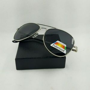 Accessories - Aviator polarized Fashion unisex Sunglasses  58mm