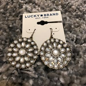 Lucky Brand Earrings NWT