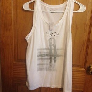 aerie Tops - New Listing! NWT See Ya Later tank top