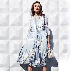 Rina Dresses & Skirts - NWT beautiful floral dress SZ M