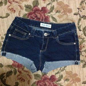 Paris Blues Pants - Paris Blues strechy shorts.
