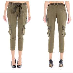 Siwy Pants - Siwy❤️Valentine Cargo Pants in Moss/NWT