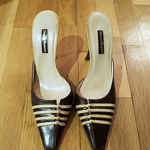 Cesare Paciotti Shoes - CESARE PACIOTTI MULES!!!