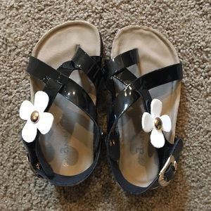 Anne Marie Other - Anne Marie Black Strappy Sandals