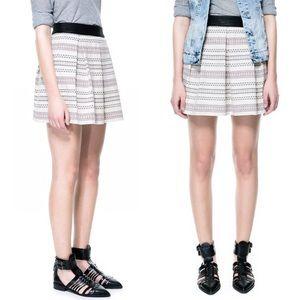 Zara Skirt with Jacquard Waistband