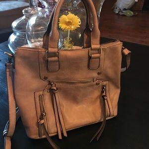 Antik Kraft Handbags - Tan purse