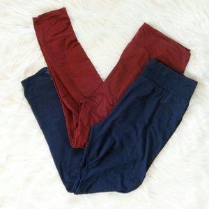 Pants - Buttery Soft Yoga Waistband Leggings