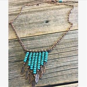 Jewelry - Tribal Beaded Necklace