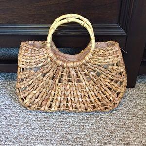 Handbags - NEW Small Summer Tote. Super Cute!