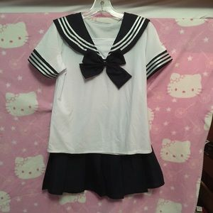 Dresses & Skirts - Navy Blue Seifuku