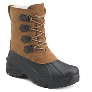 Totes Other - BNWT Totes Severe winter boots Men's size 13M