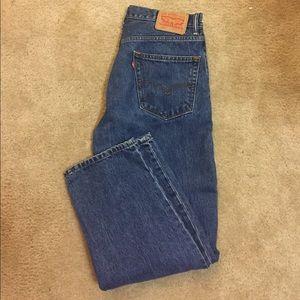 Levi's Other - Men's Levi Blue Jeans.