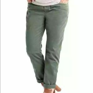 GAP Pants - Gap maternity chino pant