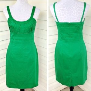 ❣️BOGO FREE❣️Marvin Richards Green Cotton Dress