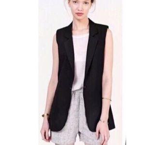 UO oversized vest