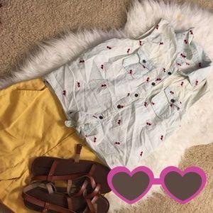 ⚡️FLASH SALE ⚡️  Sunnies sleeveless top 