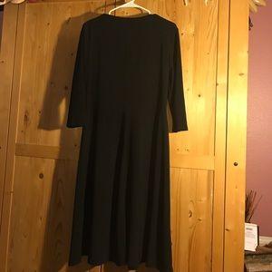 Evan Picone Dresses - Black Dress