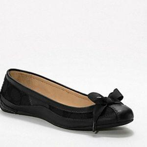 Coach Shoes - Coach Sarah Flats