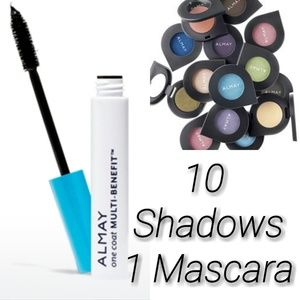 Almay Other - Huge Almay Eye Bundle 10 Shadows