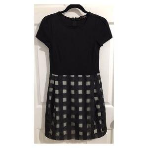 Allen B. By Allen Schwartz Dresses & Skirts - New [ Allen B ] Black and White Scuba Dress