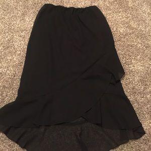 Alex Evenings Dresses & Skirts - Ladies black dress skirt