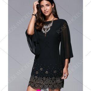 Jr/plus dress
