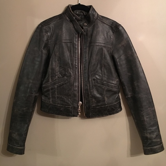 2df42b005 GAP Jackets & Coats | Limited Edition 1969 Leather Jacket | Poshmark