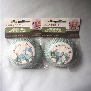 Accessories - Set of 100 Paula Deen Cupcake Liners