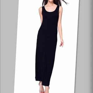Merona Dresses Womens Casual Sleeveless Tank Top Long Maxi Dress