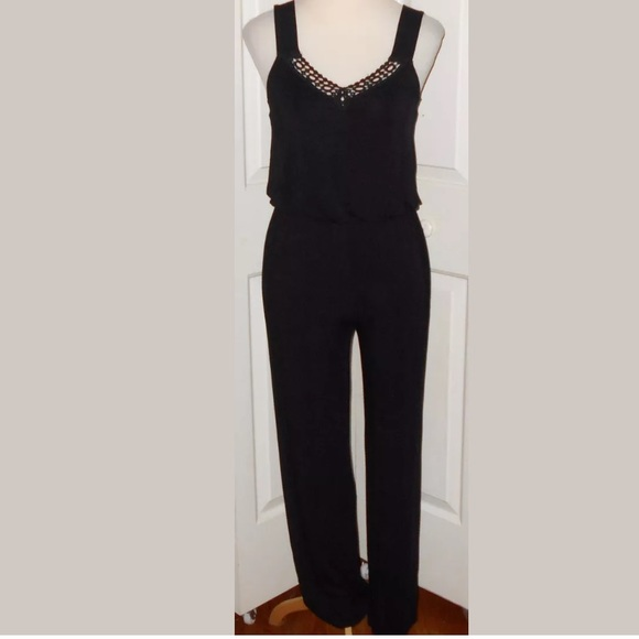 37fc350e2ee Soma Black Jumpsuit size XS. M 593a2568f0137d65fc015b0a