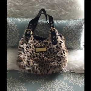 River Island Handbags - Leopard bag small cheetah