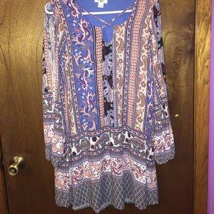 Cato Dresses & Skirts - M/L multicolor dress