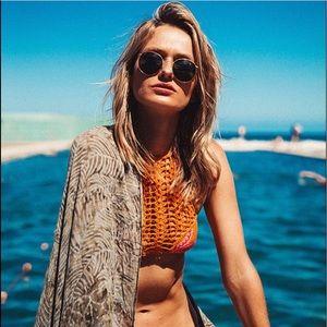 Arnhem Other - Arnhem Clothing Sunset Rio Crochet Bikini Top