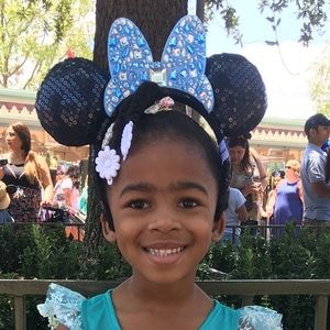 Disneyland Accessories - Minnie Disneyland ears