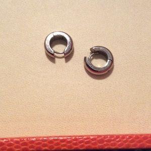 Titanium Other - Titanium earrings