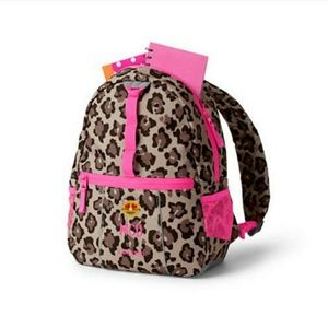 143 Girl Other - New Lands' End Girls' ClassMate X-Small Backpack -